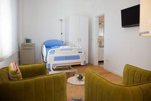 smestaj obolelih od raka bubrega, raka debelog creva, raka pankreasa, raka grlica materice i tesko obolelih pacijenata Beograd