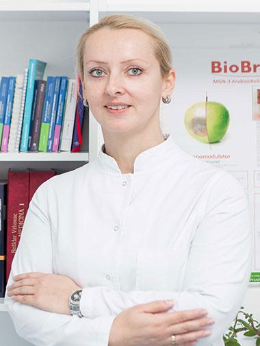 Mr sci. med. dr Biljana Šeha