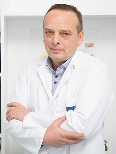 Prof. dr Miloš Velinović